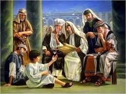 jesus ensinando